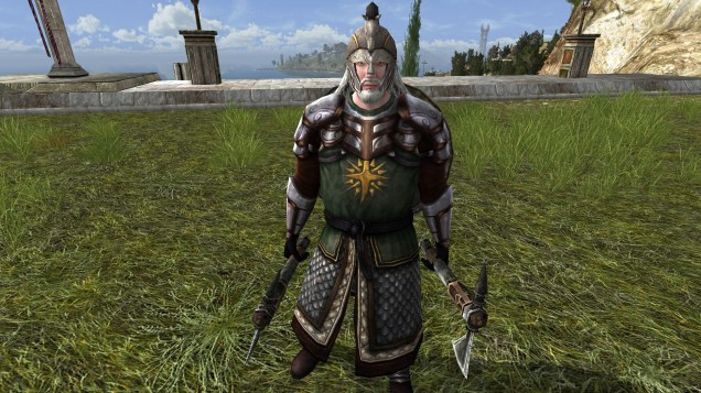Rohirrim Knight Guard 4