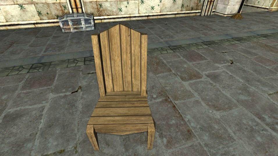 Wooden Chair 5