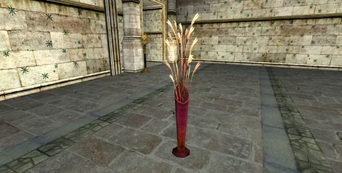 Reed Vase