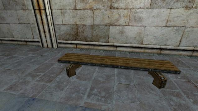 Dwarf Bench 6