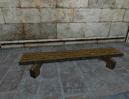 Dwarf-make Bench