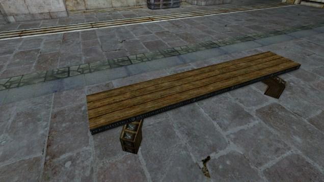 Dwarf Bench 3