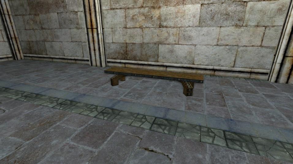 Dwarf Bench 2