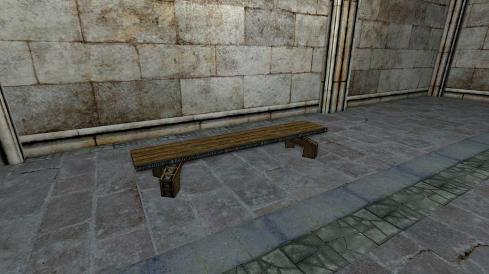 Dwarf Bench 1