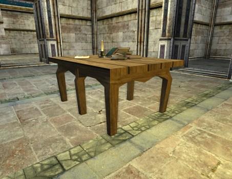 Long Academic's Table