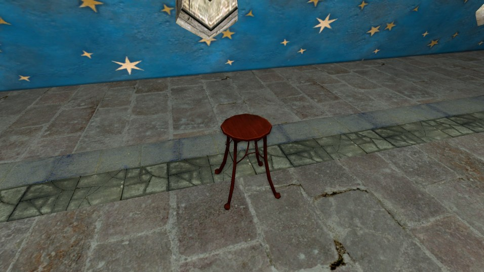 red stool 6