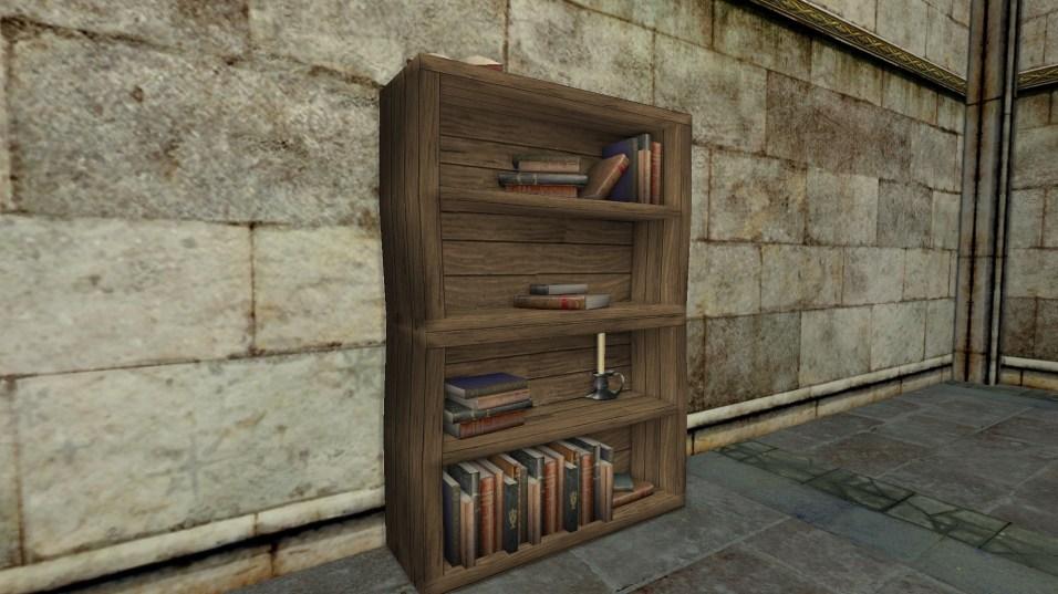 academic bookshelf 4