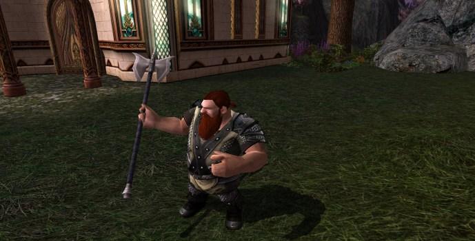 Dwarf Property Guard