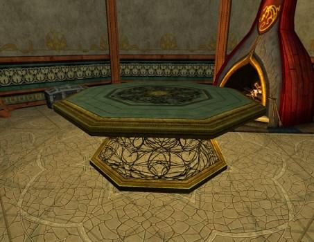 Ornate Lórien Table