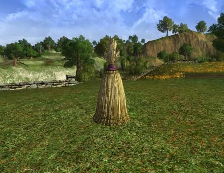 Hay Stook