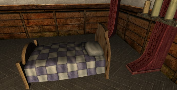 Small Bed