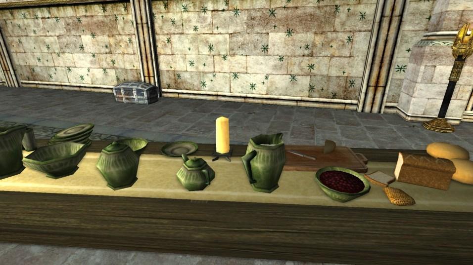 Breakfast Table 5