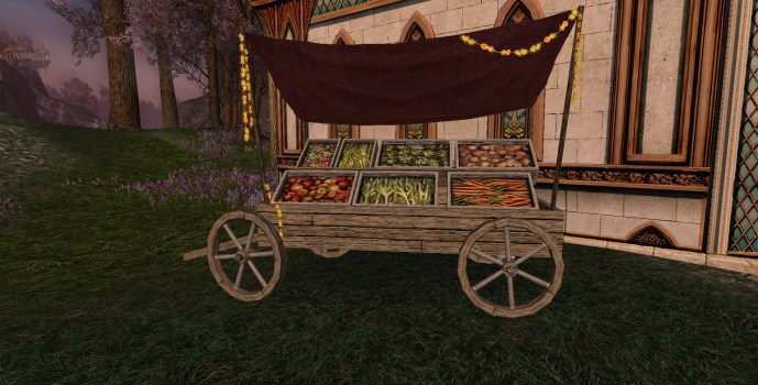 Produce Stall