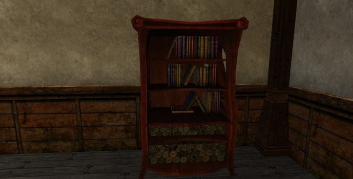 Red Scholar's Bookshelf