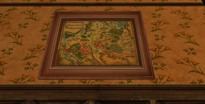 Small Map of Bingo in Bree-land