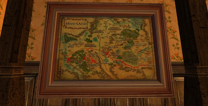 Large Map of Bingo in Bree-land
