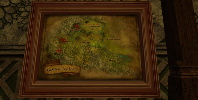 Large Map of Bingo in West Rohan