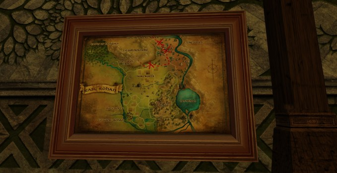 Large Map of Bingo in East Rohan
