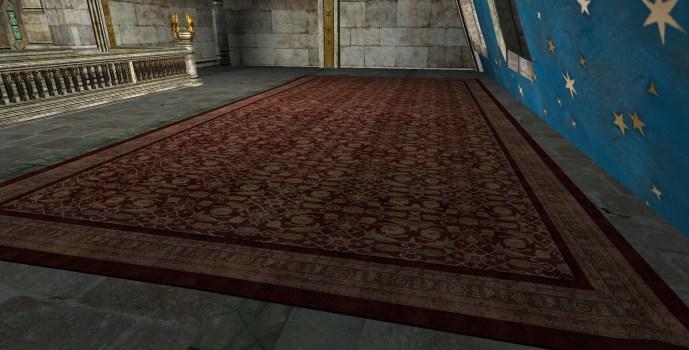 Long Gondorian Rug