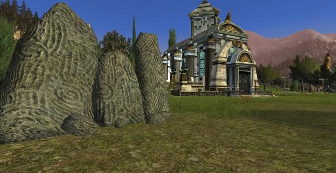Wose Garden Stones