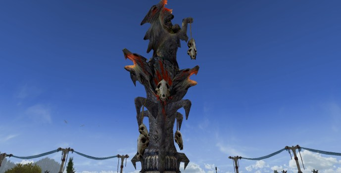 Large Gauredain Totem