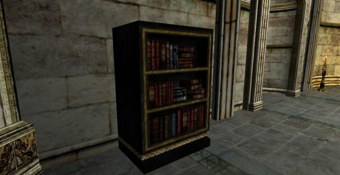 Gondorian Bookshelf