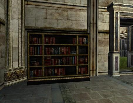 Large Gondorian Bookshelf