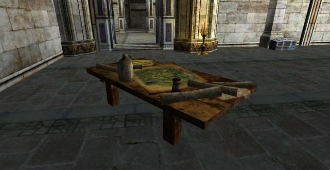 Rohirrim Map Table