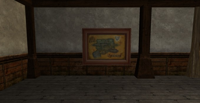 Map of Moria