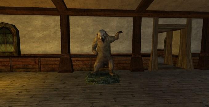 Tundra Bear Trophy