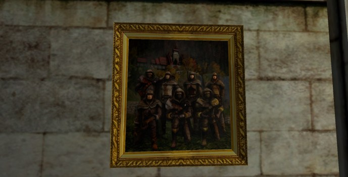 Portrait of The Grey Company