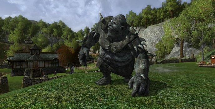 Stone Troll the Third