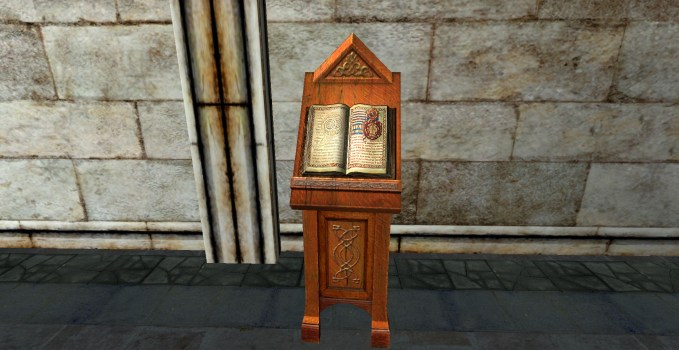 Scribe's Bookstand