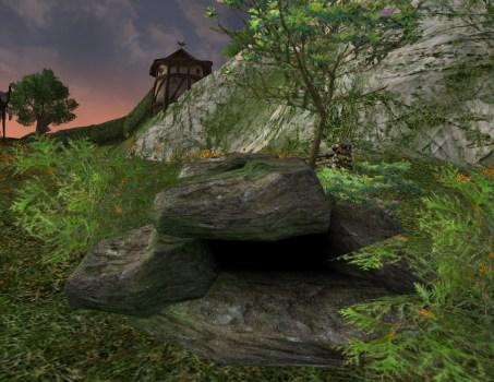 Nanu's Hiding Place