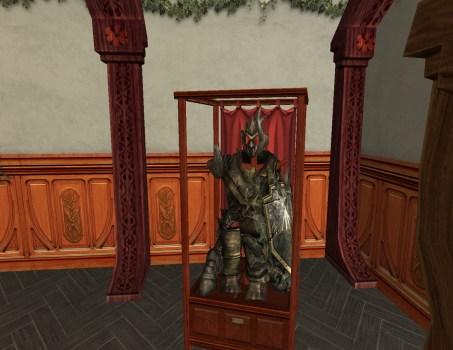 General Talug's Armour Display