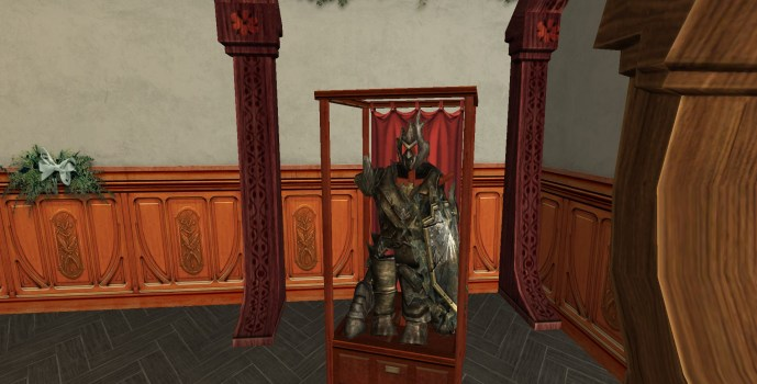 General Talug's Armour Display