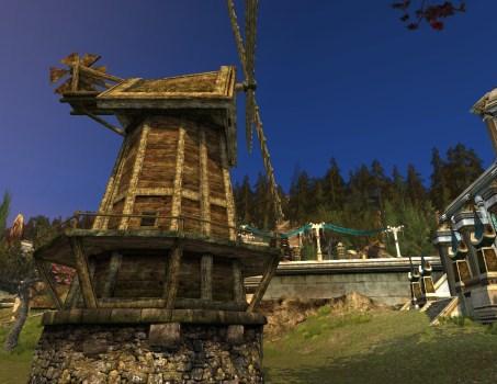 Weathered Rohirric Windmill