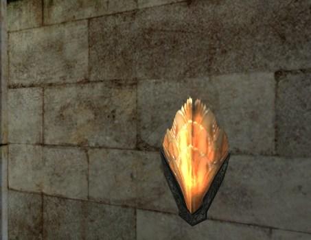 Felegoth Wall Sconce Single