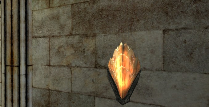 Felegoth Wall Sconce Single