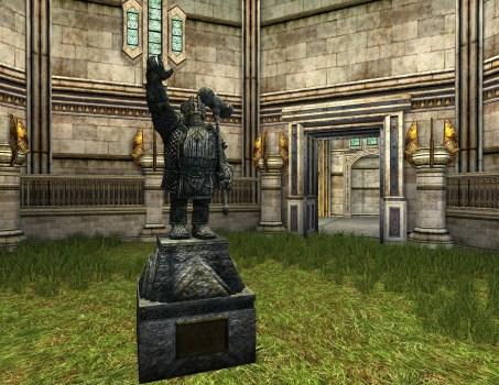 Statue of Dain