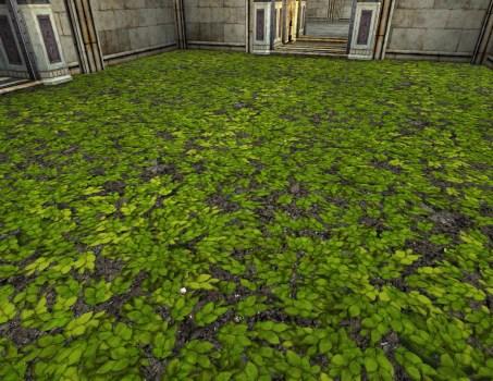 Beech Leaves Floor