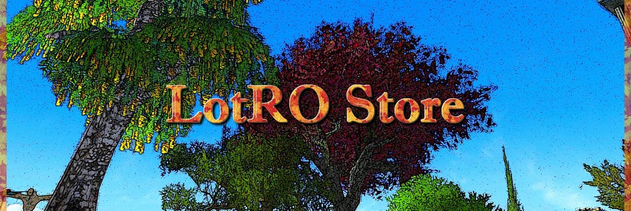 """<a href=""""https://en.dcodumilieu.fr/category/lotro-store/""""><strong>LotRO Store</strong></a>"""