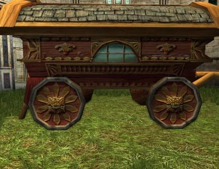 Red Hobbit Waggon