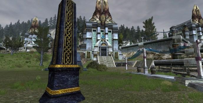 Dwarf-made Obelisk
