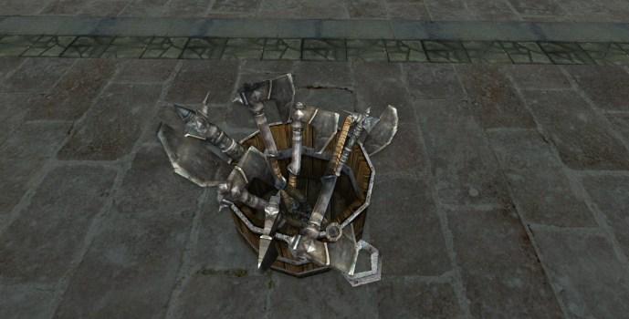 Dwarf-made Weapon Barrel