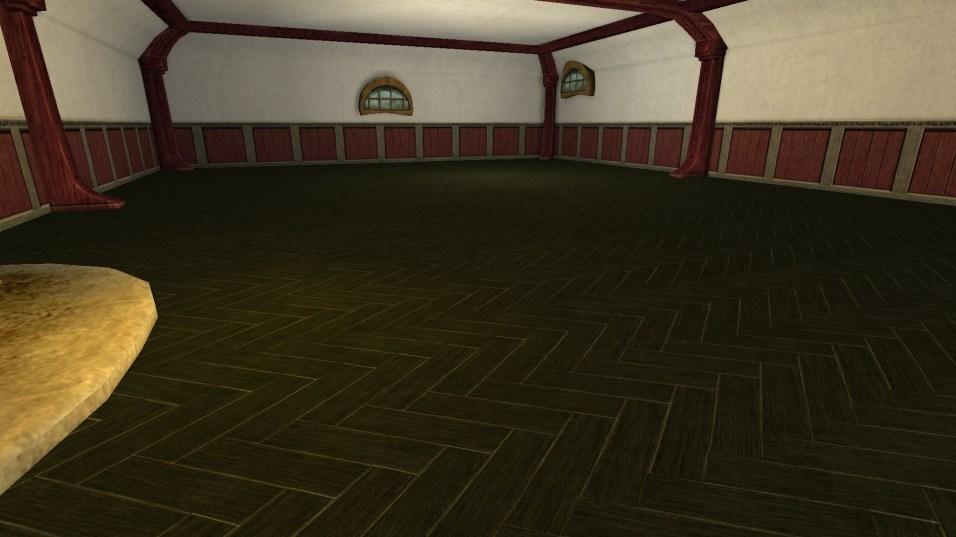 Olive Floor Paint