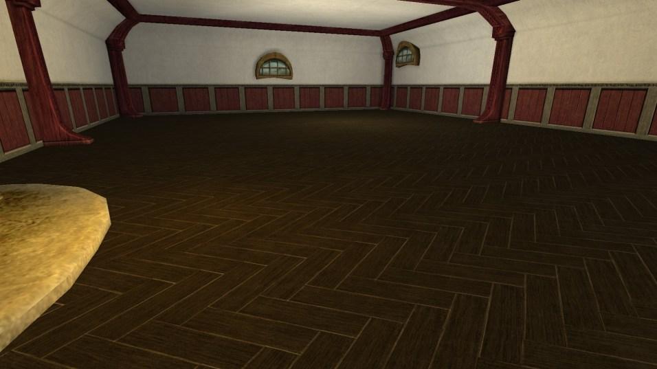 Umber Floor Paint