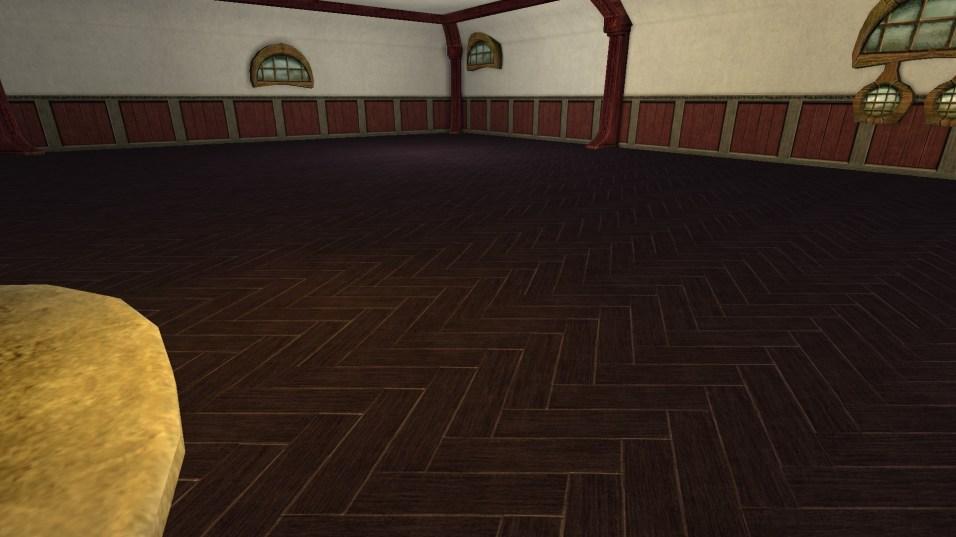 Violet Floor Paint