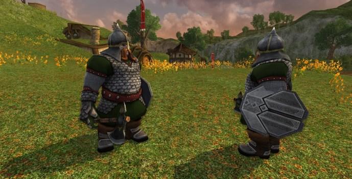 Zhélruka Warrior – Property Guard