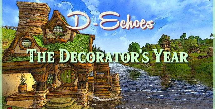 D-Echoes : The Decorator's Year
